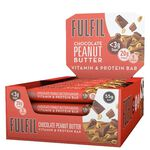 15 x FULFIL Protein Bar, 55 g, Chocolate Peanut Butter