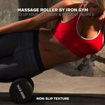 Iron Gym Yoga Roller Travel