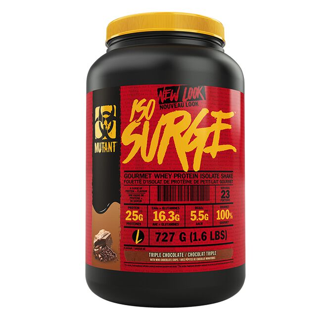 ISO Surge, 727 g, Triple Chocolate