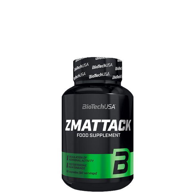 Biotech ZMAttack, 60 caps
