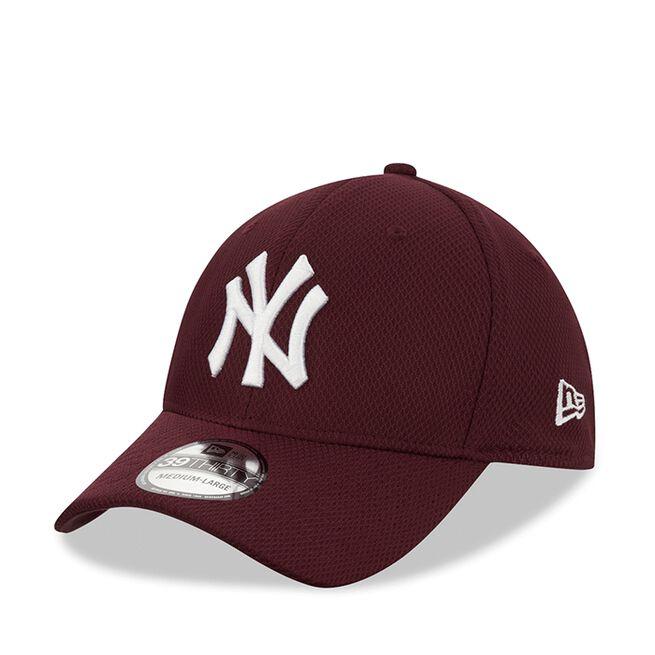 New Era Diamond Era 3930 New York Yankees, Maroon/White