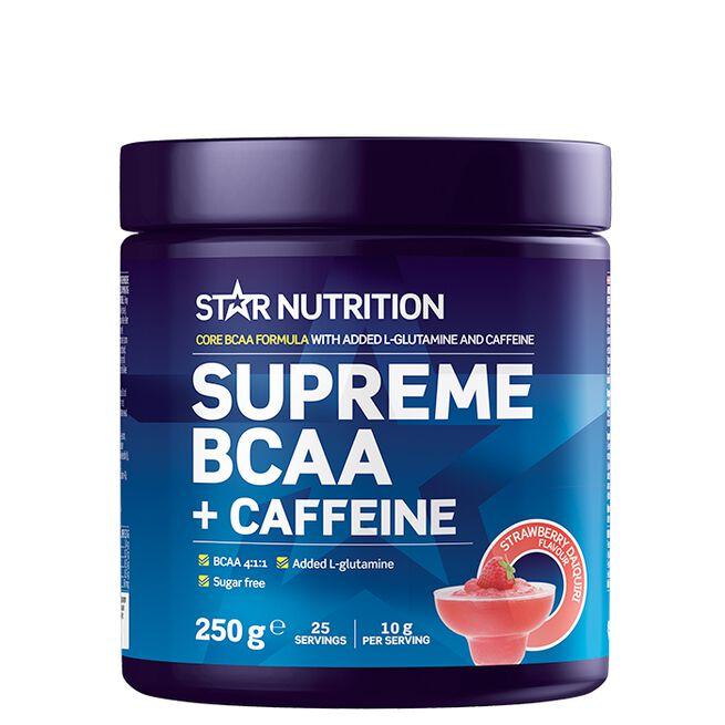 Supreme BCAA 250 g, Strawberry Daquiri