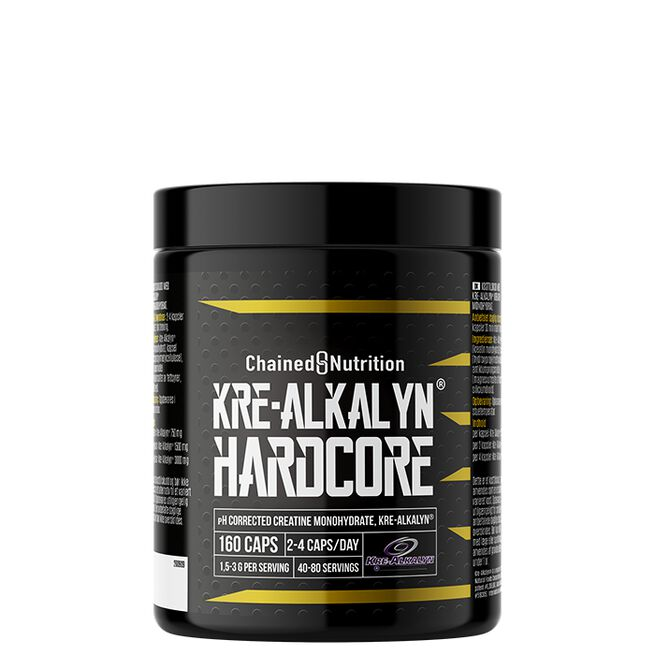 Chained Nutrition Kre-alkalyn Hardcore