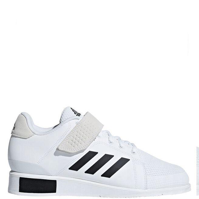 Adidas Power Perfect III, White/Black, 38