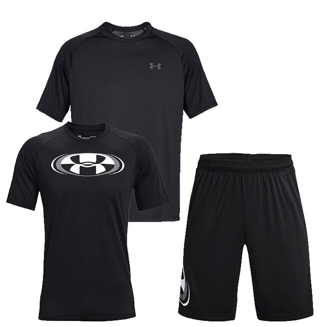 T-shirt & Shorts Under Armour