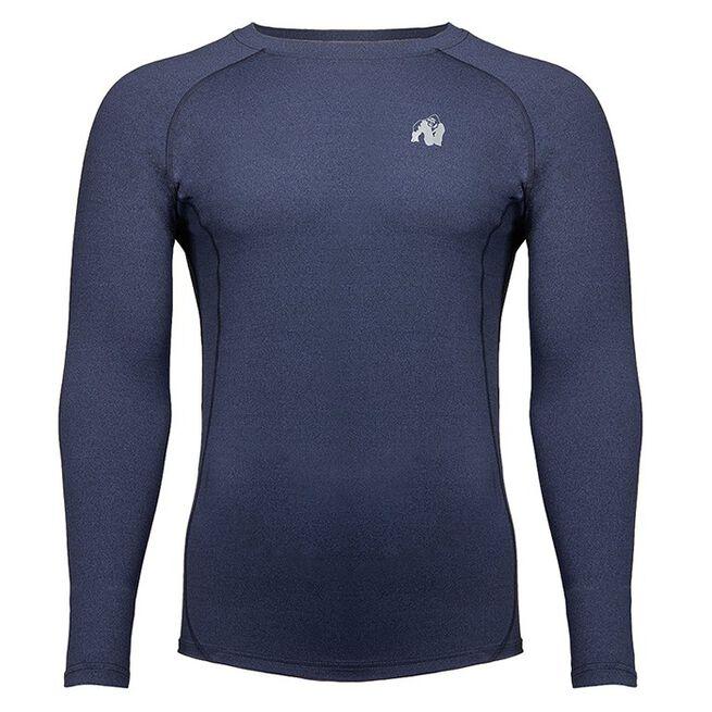Rentz Long Sleeve, Navy Blue, XXL
