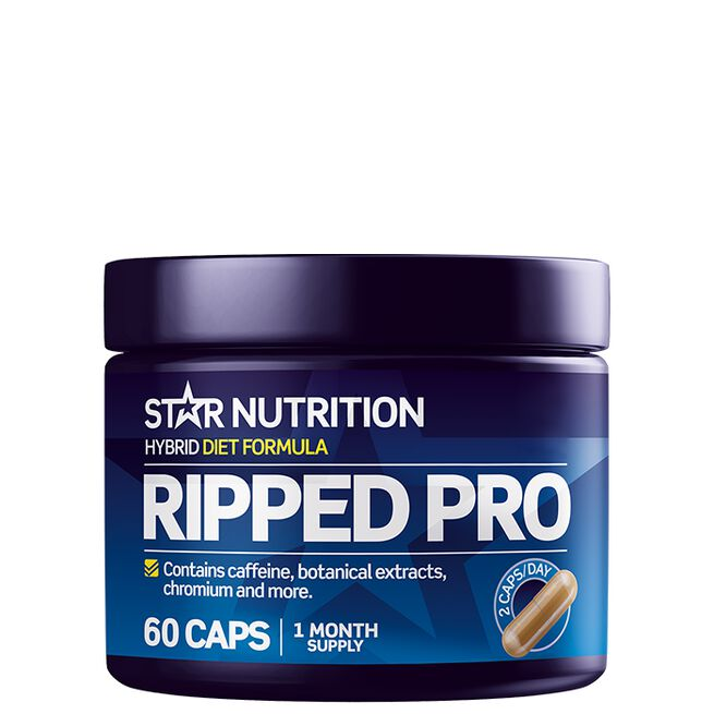 star nutrition ripped pro