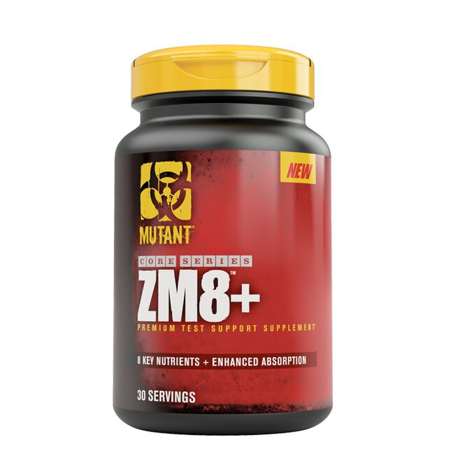 Mutant Core Series ZM8+, 90 caps