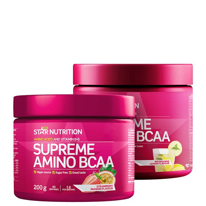Star Nutrition Supreme Amino bcaa