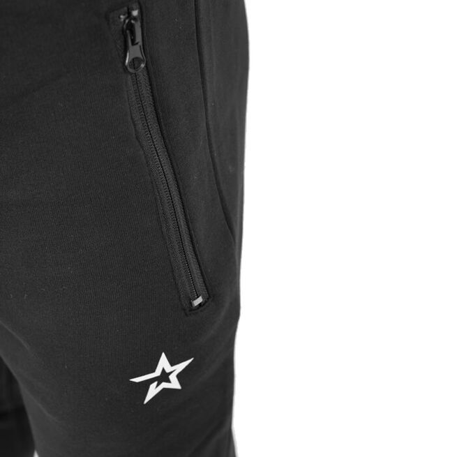 Star Nutrition Tapered Pants, Black, L