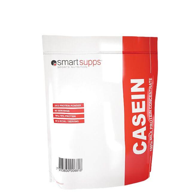 SmartSupps CASEIN, 2 kg, Vanilla