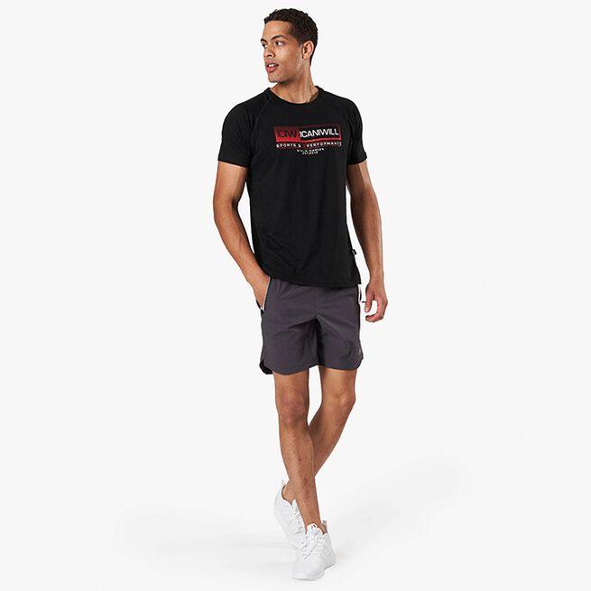 ICIW Perform Tri-blend Standard Fit T-shirt, BlackICIW Perform Tri-blend Standard Fit T-shirt, Black