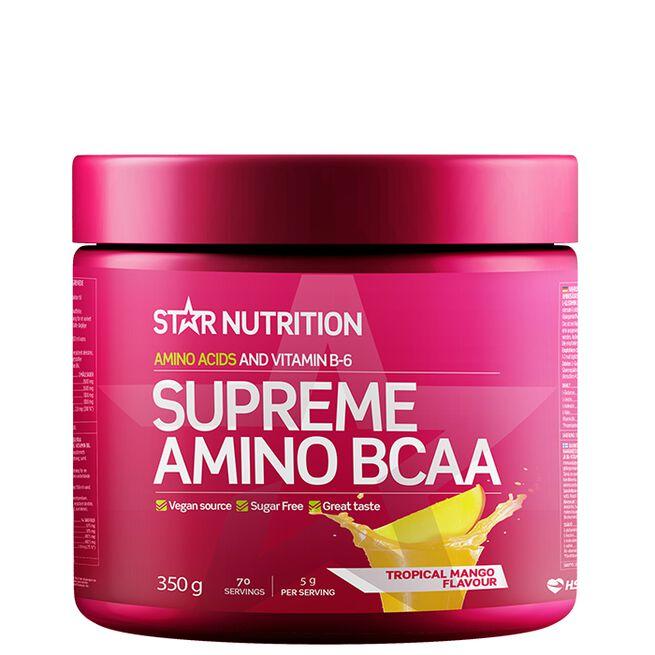 Star nutrition Supreme Amino BCAA 350g Tropical Mango
