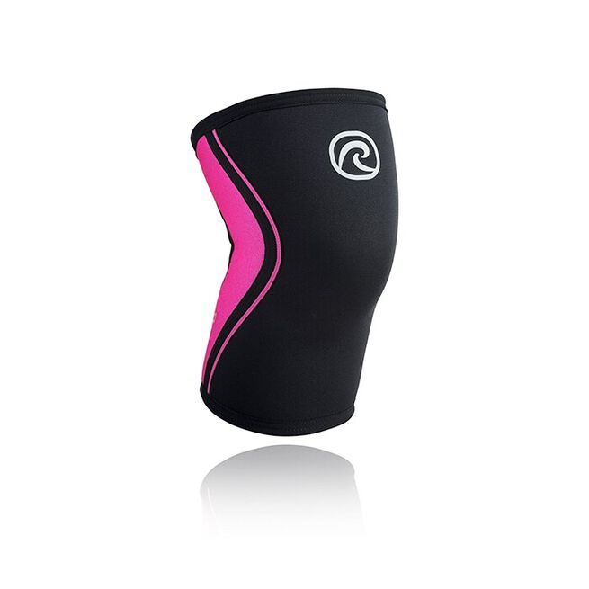RX Knee Sleeve, 3mm, Black/Pink, XS