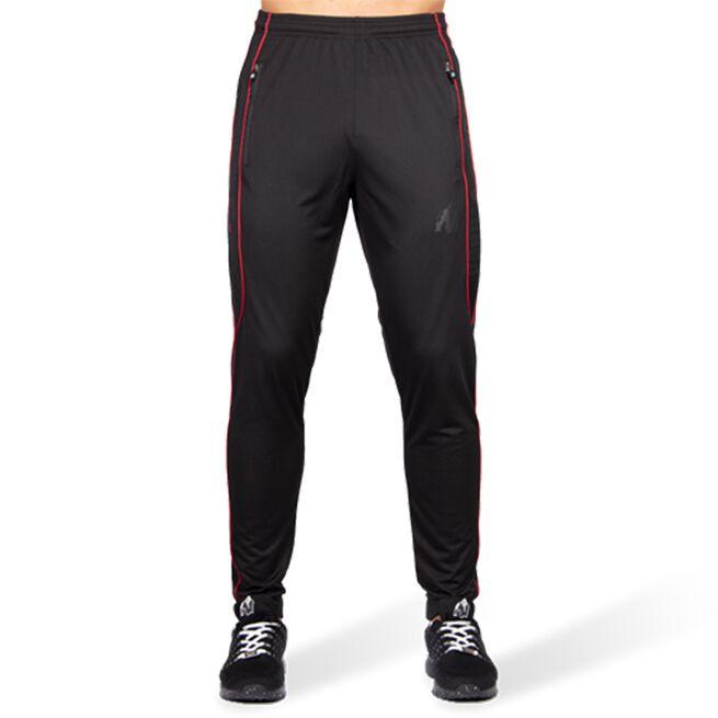 Branson Pants, Black/Red, S