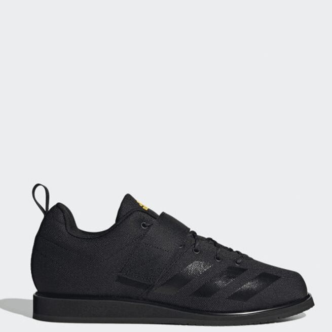Adidas Powerlifter 4, Black/Gold, 42
