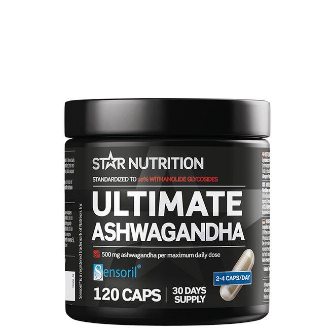 Star Nutrition Ultimate Ashwagandha 120 caps