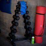 Abilica DumbbellRack Set HEX 2-9 kg