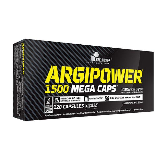 ArgiPower Mega Caps, 120 caps