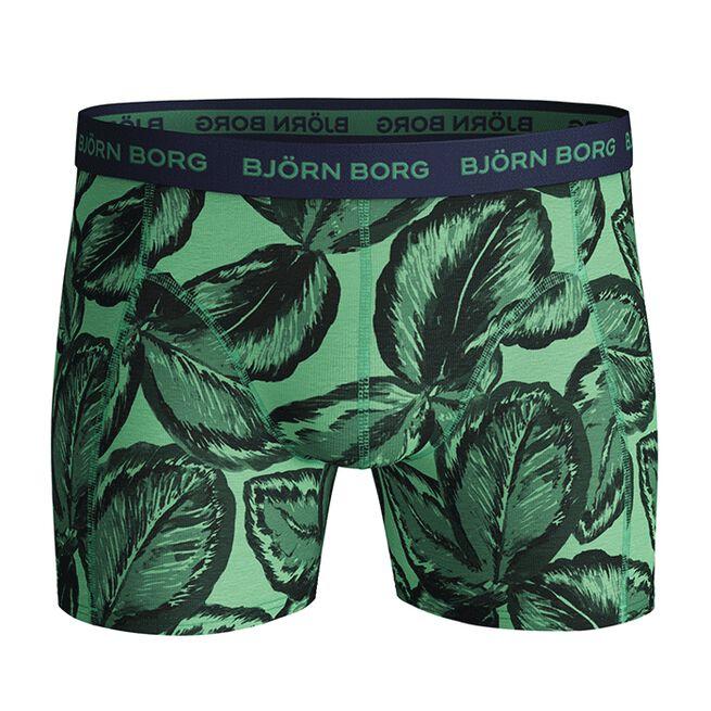 3-Pack Sammy Shorts BB Leafy, Lichen, S