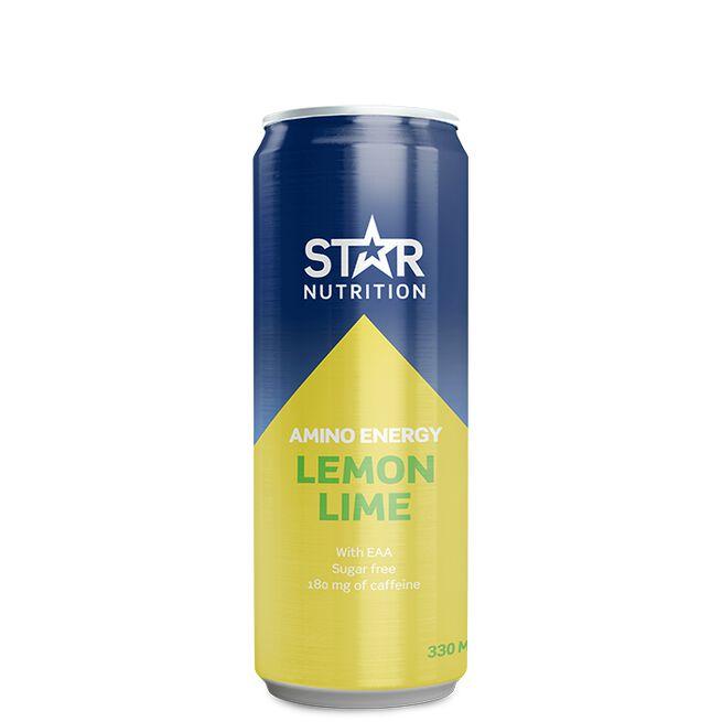 Star Nutrition Amino Energy, 330 ml, Lemon Lime