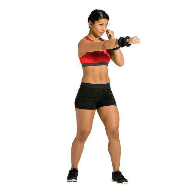 Iron Gym Ankle & Wrist Weight 2 x 1kg