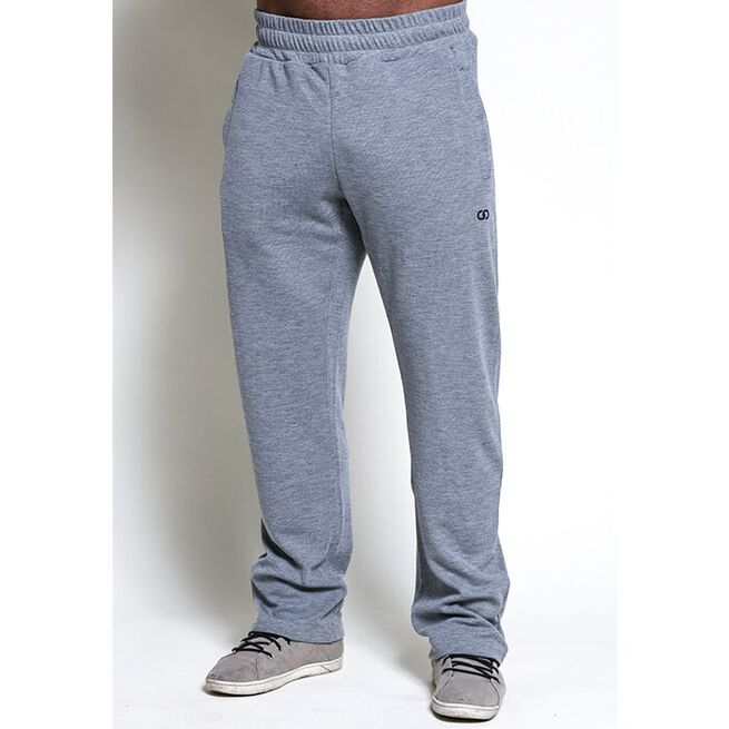 Chained Gym Pants, Grey, M