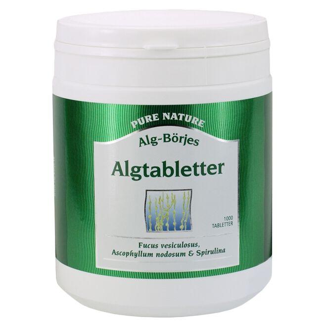Algetabletter, 1000 stk.