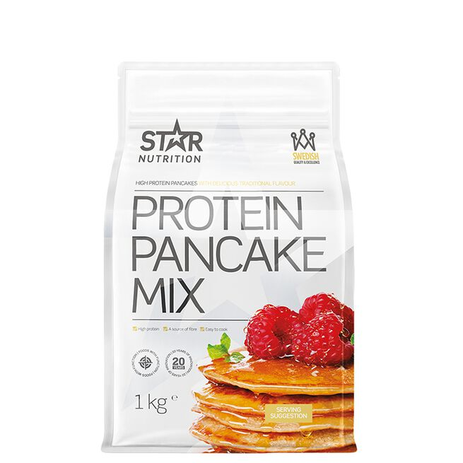 Star Nutrition Protein pancakes unflavoured