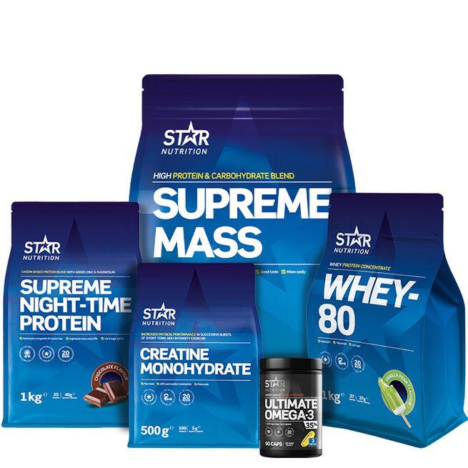 Star nutrition viktökning