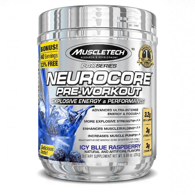 Neurocore, 50 servings, Fruit Punch