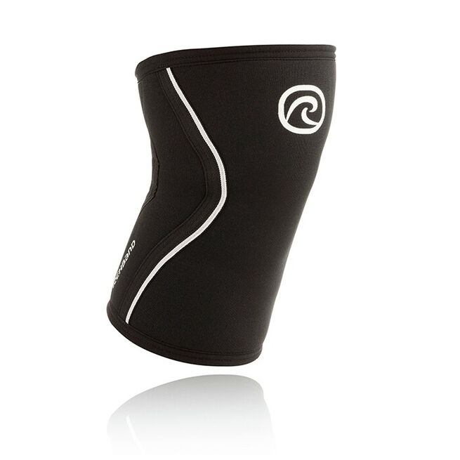 RX Knee Sleeve, 7mm, Black, XS