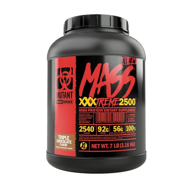 Mutant Mass XXXtreme 2500, 3,18 kg, Vanilla Ice Cream