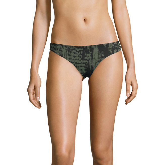 Casall Bikini Brief Survive Dark Green
