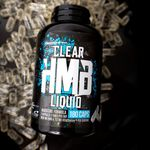 Clear HMB Liquid, 180 caps
