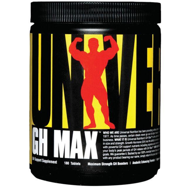 GH Max, 180 caps