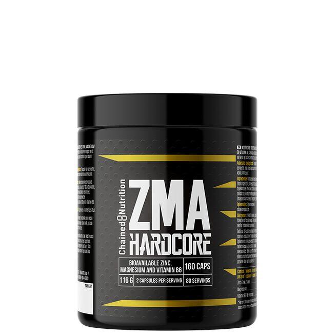 ZMA Hardcore, 160 caps