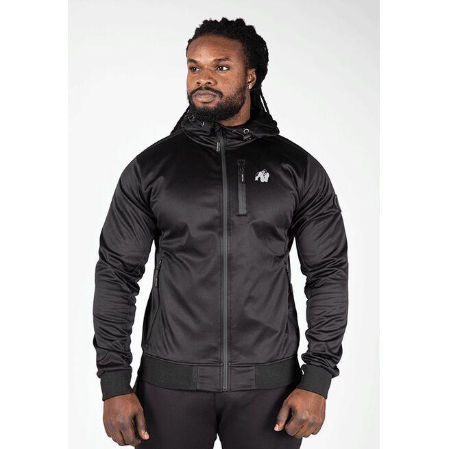Glendale Softshell Jacket, Black, S