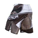 Venum Camo Hero Fight Shorts, Green/Brown, S
