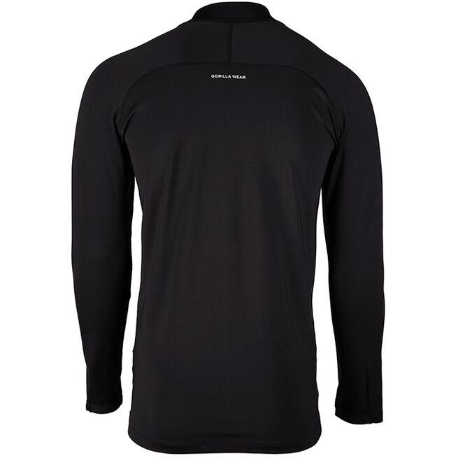 Hamilton Hybrid Long Sleeve, Black, L