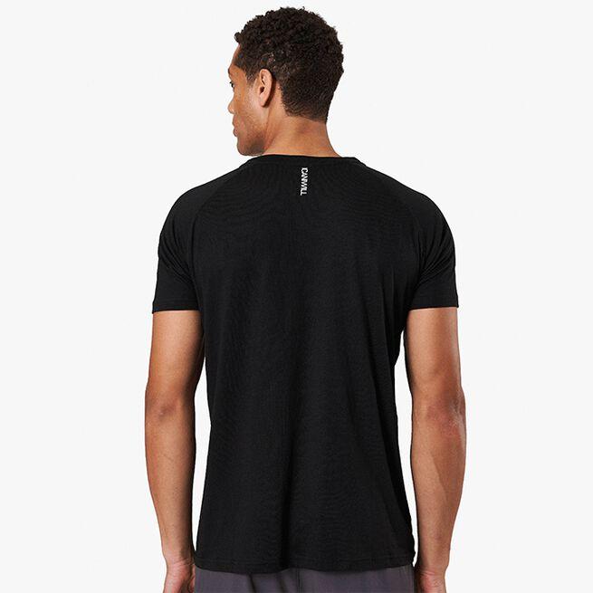 ICIW Perform Tri-blend Standard Fit T-shirt, Black