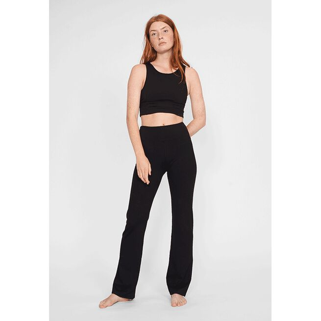 Nora Lasting Pants, Black, S