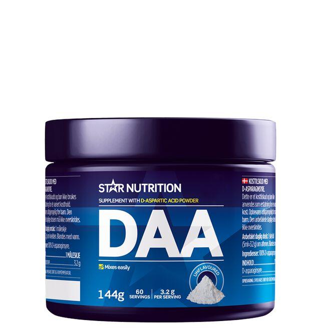 Star nutrition DAA D-asparaginsyra