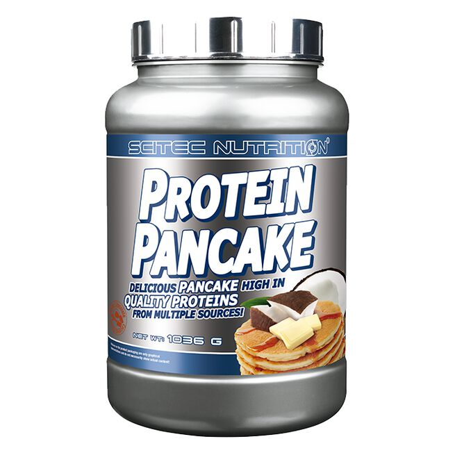 Protein Pancake, 1036 g, White Chocolate and Coconut