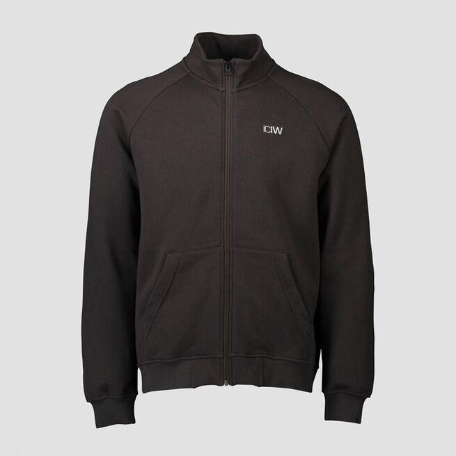 ICANIWILL Essential Zipper, Dark Grey
