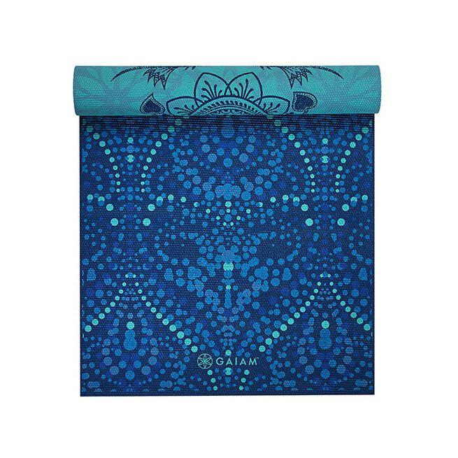 Mystic Sky Reversible Yoga Mat, 6mm