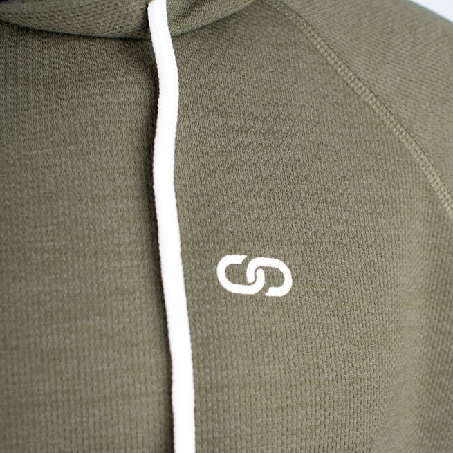 Chained l Hood, Olive, XL