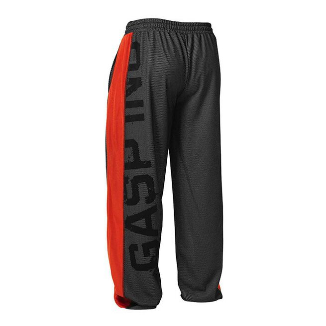 No 1 Mesh Pant, Black/Flame, S