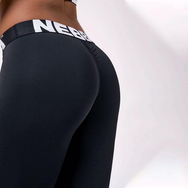 Nebbia Scrunch Butt Leggings, Black