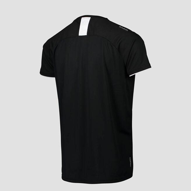 ICIW Smash Padel Tech T-shirt, Black